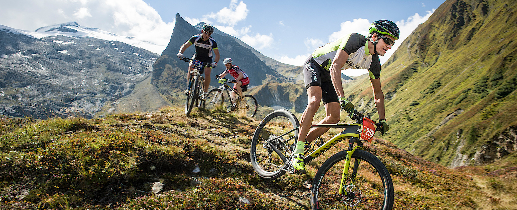 Mountain biking holiday in the Zillertal Valley